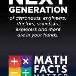 math facts matter bookmark